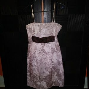 ANTHROPOLOGIE MAEVE FLORAL DRESS